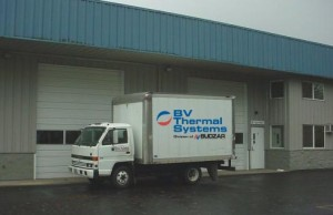 BV Thermal Systems Service Truck