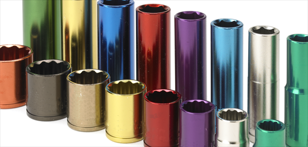 Anodizing bv thermal systems for Painting anodized aluminum