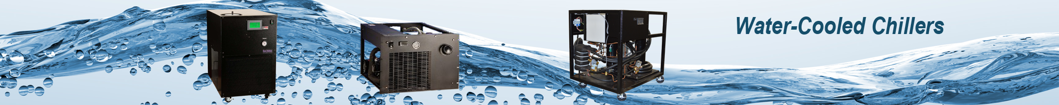 Water Cooled Chillers from BV Thermal Systems