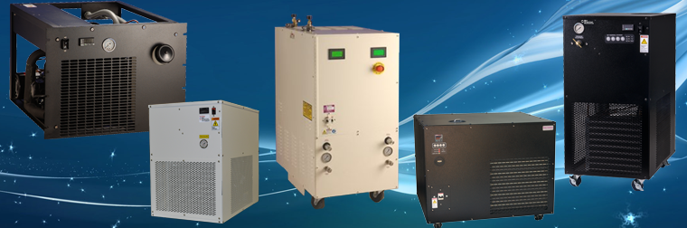 Portable Chillers from BV Thermal Systems