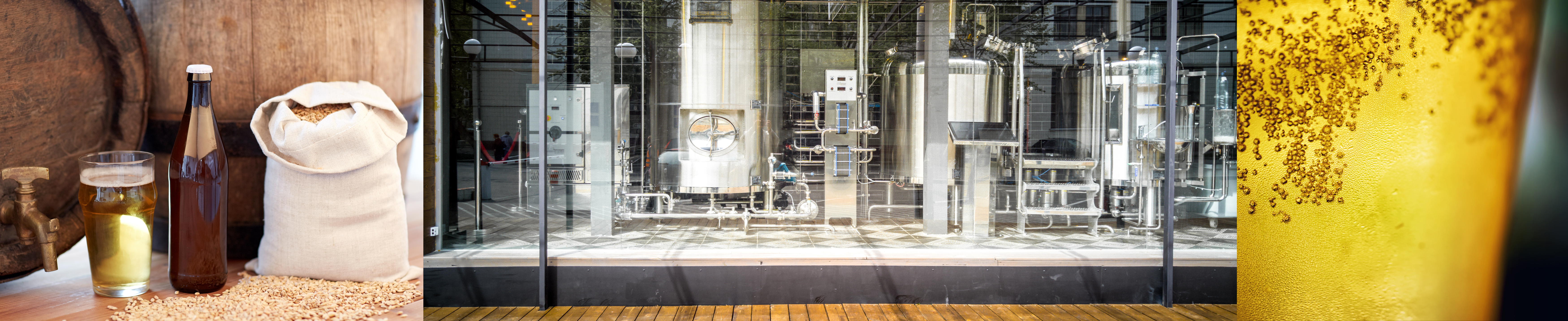 Breweries use Chillers from BV Thermal systems